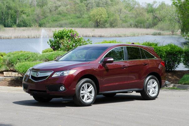 Our view: 2013 Acura RDX