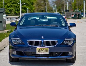 Our view: 2008 BMW 650