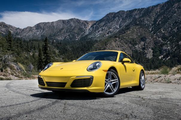 2017 Porsche 911: Our View