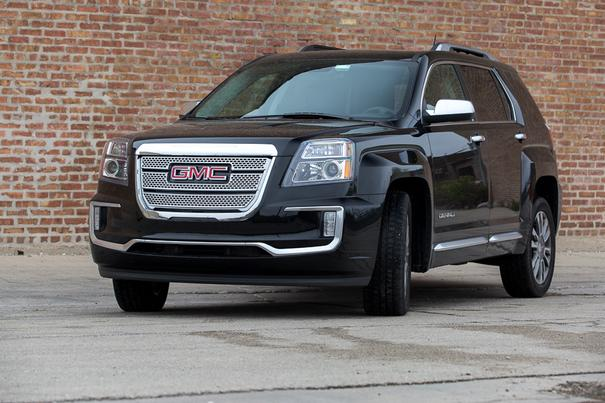 2017 GMC Terrain: Our View