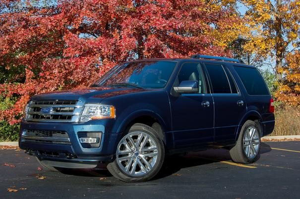 Our view: 2015 Ford Expedition