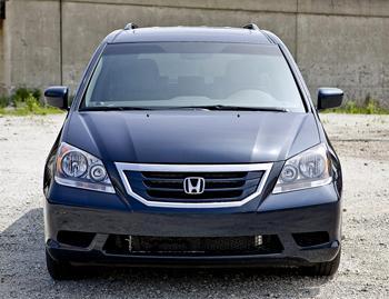 Our view: 2009 Honda Odyssey