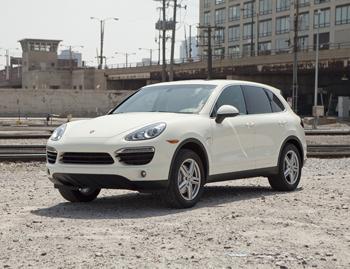 Our view: 2012 Porsche Cayenne Hybrid
