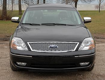 Our view: 2007 Ford Five Hundred