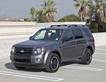 Our view: 2011 Ford Escape