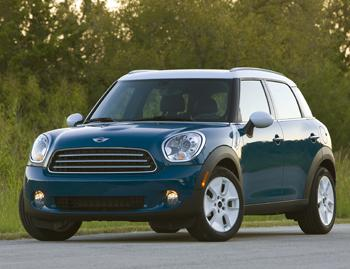 Our view: 2012 MINI Cooper S Countryman
