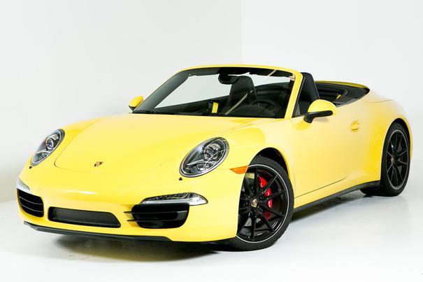 Our view: 2014 Porsche 911