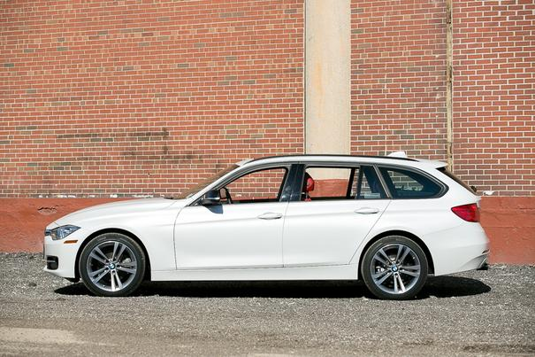 Our view: 2014 BMW 328d