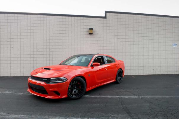 Our View: 2017 Dodge Charger
