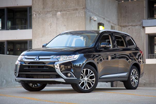 2017 Mitsubishi Outlander: Our View
