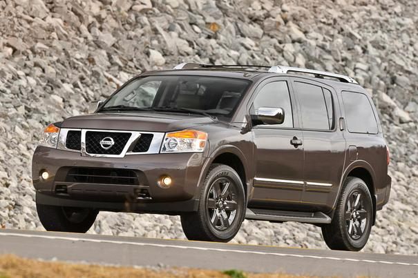 Our view: 2014 Nissan Armada