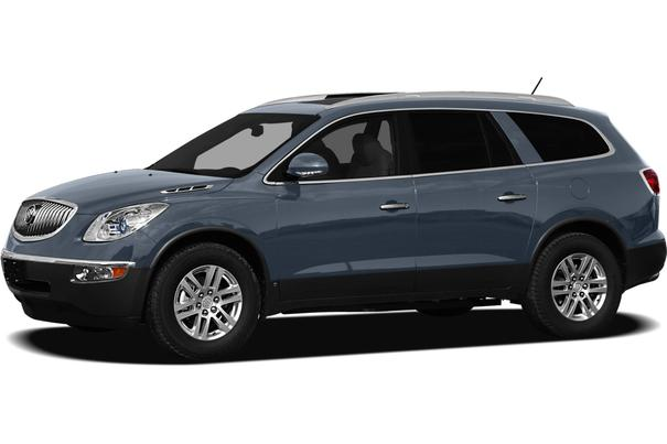2012 buick enclave overview. Black Bedroom Furniture Sets. Home Design Ideas