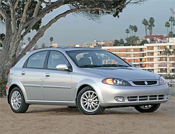 Our view: 2005 Suzuki Reno