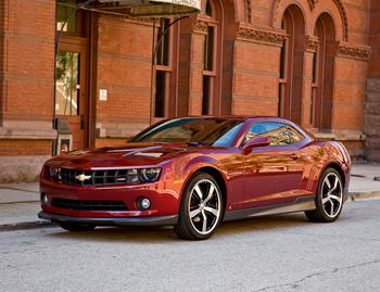 Our view: 2010 Chevrolet Camaro