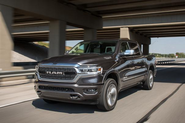 2019 Ram 1500 Review: Top Luxury or Work, But Not Both