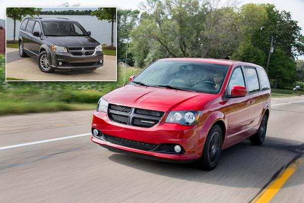Our view: 2016 Dodge Grand Caravan