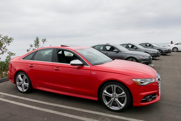 Our view: 2016 Audi S6