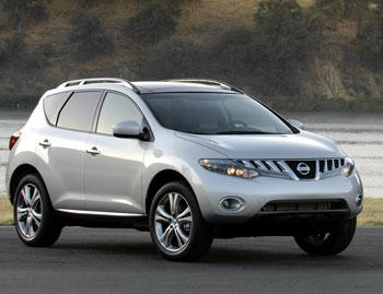 Our view: 2010 Nissan Murano