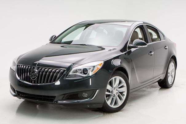 Our view: 2014 Buick Regal