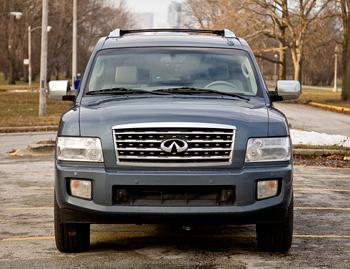 Our view: 2008 Infiniti QX56