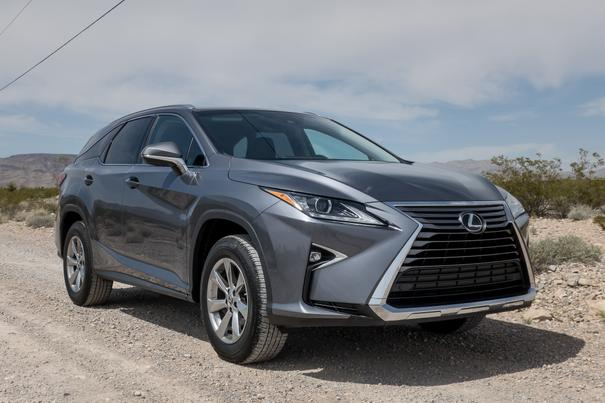 2018 Lexus RX 350L Review: RX Gets a Third Row