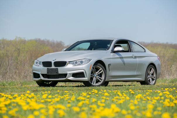 Our view: 2015 BMW 428