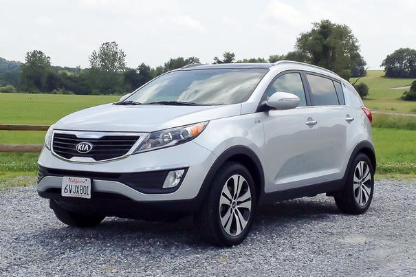Our view: 2013 Kia Sportage