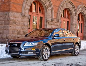 Our view: 2009 Audi A6