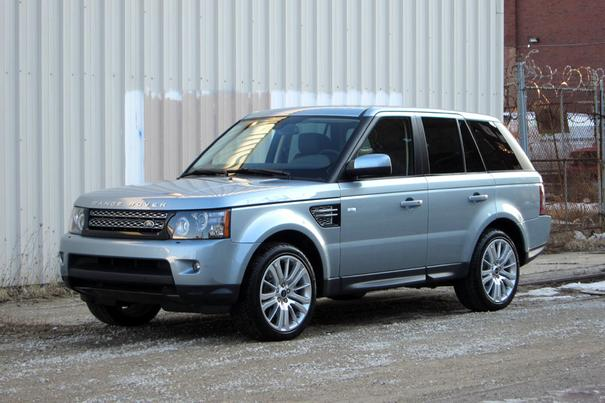 2013 land rover range rover sport overview. Black Bedroom Furniture Sets. Home Design Ideas