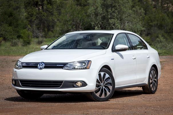 Our view: 2014 Volkswagen Jetta Hybrid
