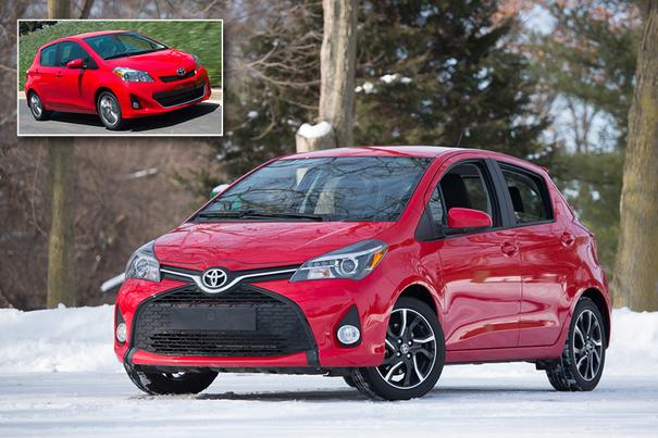 Our view: 2015 Toyota Yaris