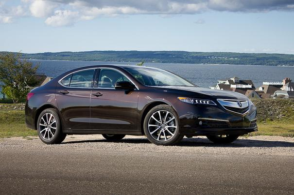 Our view: 2016 Acura TLX