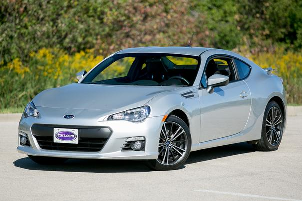 Our view: 2013 Subaru BRZ