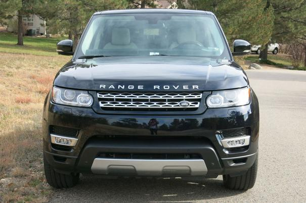 Our view: 2015 Land Rover Range Rover Sport