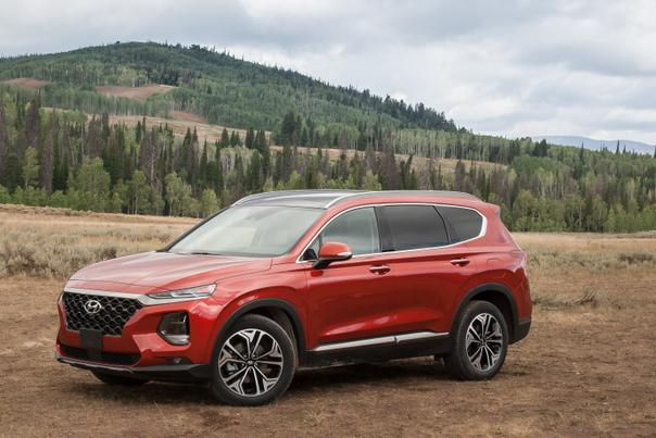 2019 Hyundai Santa Fe Review: Practicality Over Performance