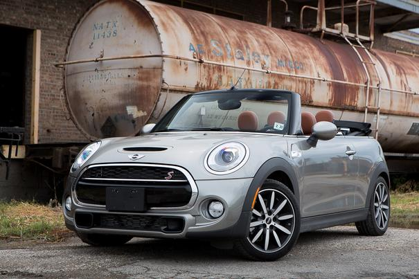 Our view: 2016 MINI Convertible