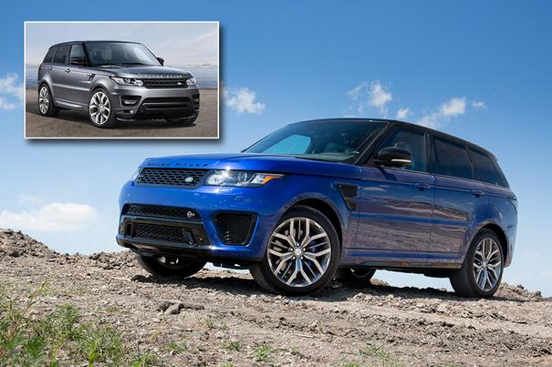 Our view: 2016 Land Rover Range Rover Sport