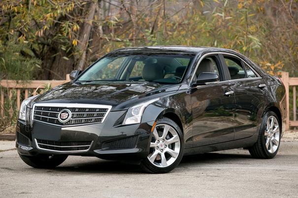 Our view: 2013 Cadillac ATS