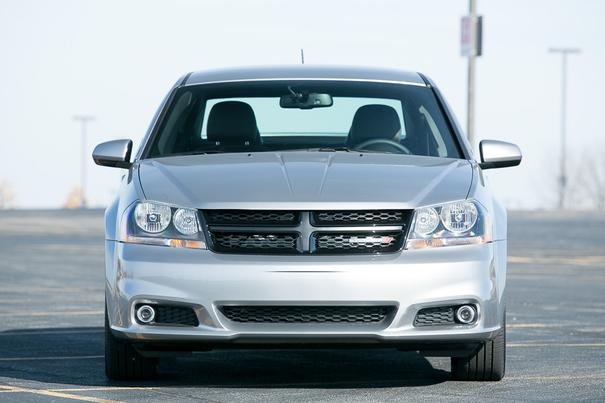 Our view: 2014 Dodge Avenger