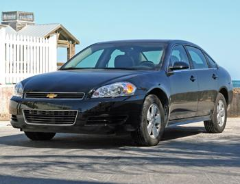 Our view: 2010 Chevrolet Impala