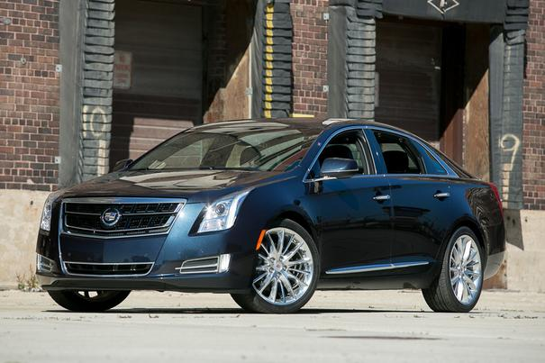 Our view: 2014 Cadillac XTS