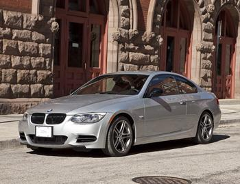 Our view: 2011 BMW 335