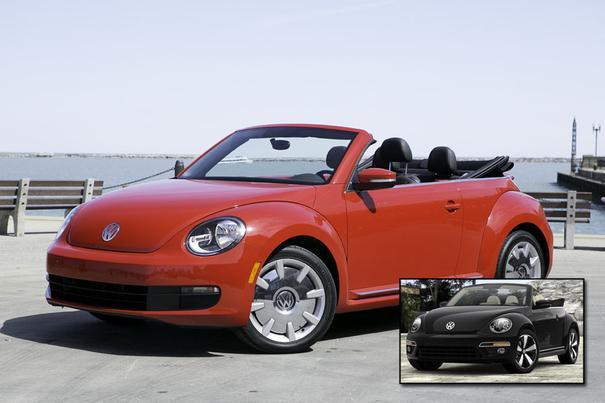 Our view: 2013 Volkswagen Beetle