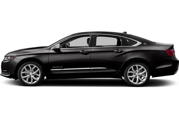 2015 Chevrolet Impala Overview  Carscom