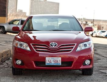Our view: 2011 Toyota Camry