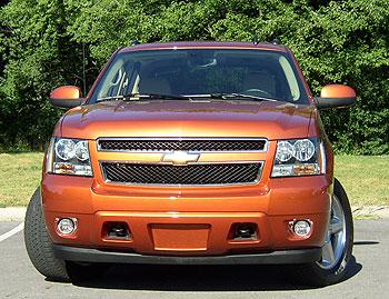 Our view: 2007 Chevrolet Avalanche