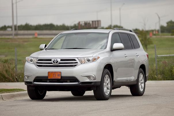 Our view: 2012 Toyota Highlander