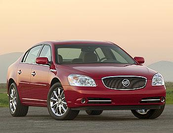 Our view: 2006 Buick Lucerne