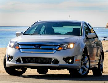 Our view: 2012 Ford Fusion