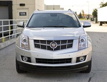 Our view: 2011 Cadillac SRX